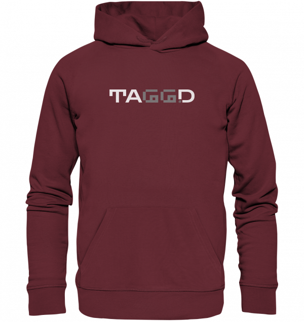 TAGGD Classic Organic Hoodie