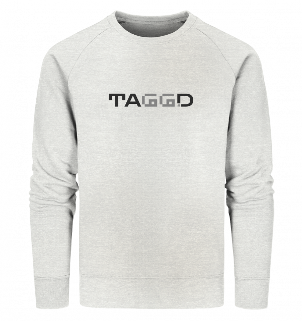 TAGGD Dark Organic Sweatshirt