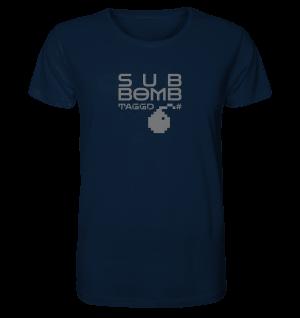 """""""sub bomb"""" Organic Shirt"""