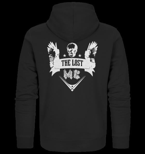 lost mc ls Organic Zipper