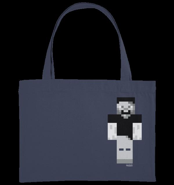 """mc dwude"" Organic Shopping Bag"