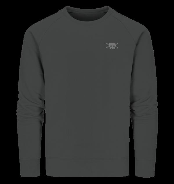 """mnstr kll"" Rückendruck Organic Sweatshirt"