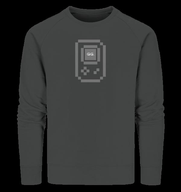 """gamebwoi"" Organic Sweatshirt"